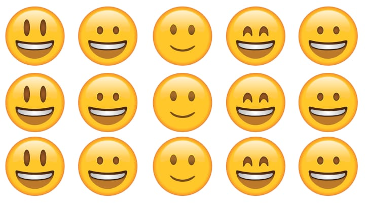why smiley faces in your emails are bad