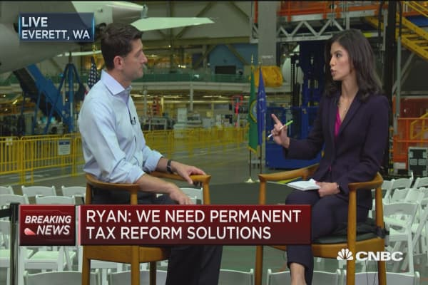 Paul Ryan: Need to maintain mortgage interest deduction