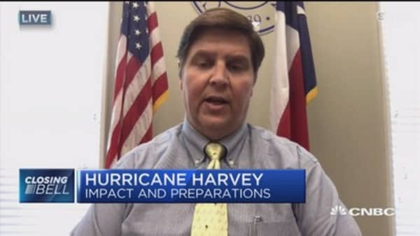 Galveston city manager on Hurricane Harvey preparations