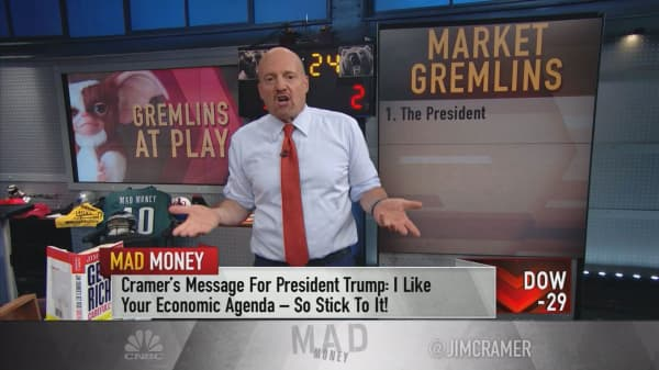 Cramer counts the market's 7 'gremlins' that jeopardize any meaningful rally