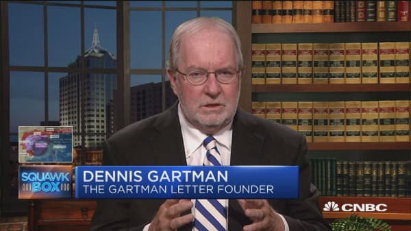 Expect short-term oil disruption from hurricane: Dennis Gartman