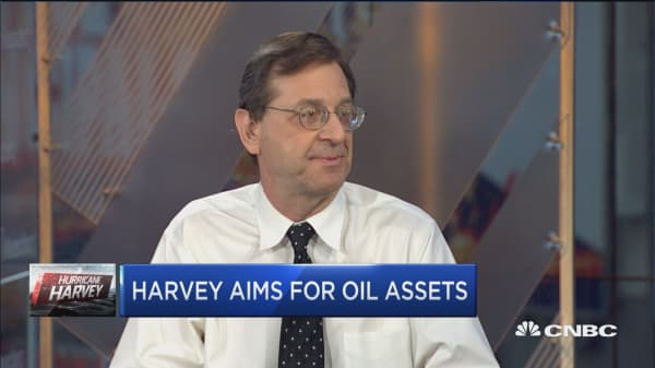 Harvey aims for oil assets
