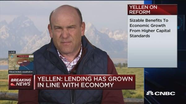 Yellen: Making progress toward price stability