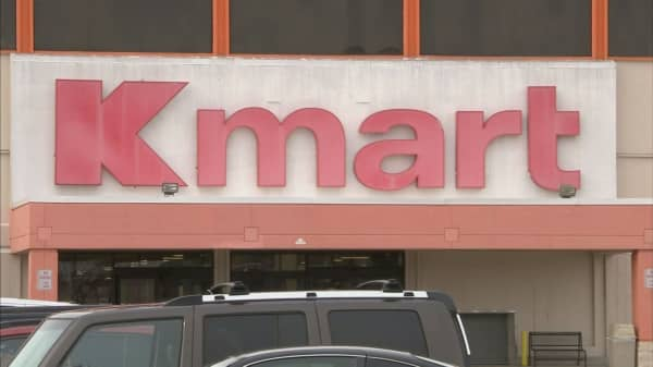 Here are the 28 Kmart stores that Sears is closing next