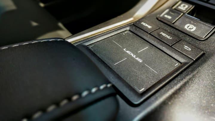 CNBC Tech: Lexus NX200t 4