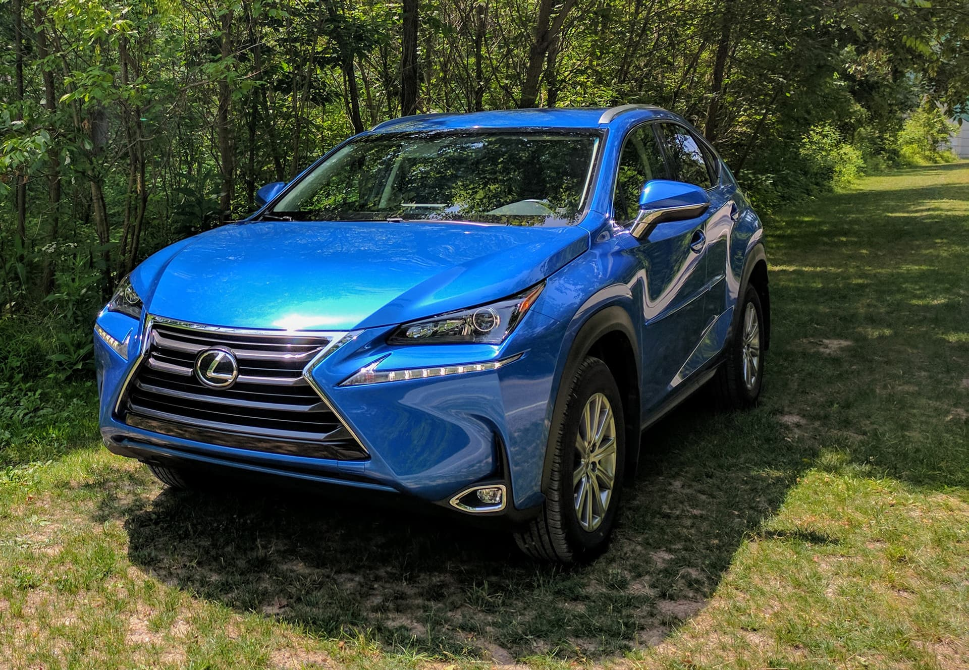 The 2017 Lexus Nx200t Is Best Value In Subcompact Luxury Suv Segment