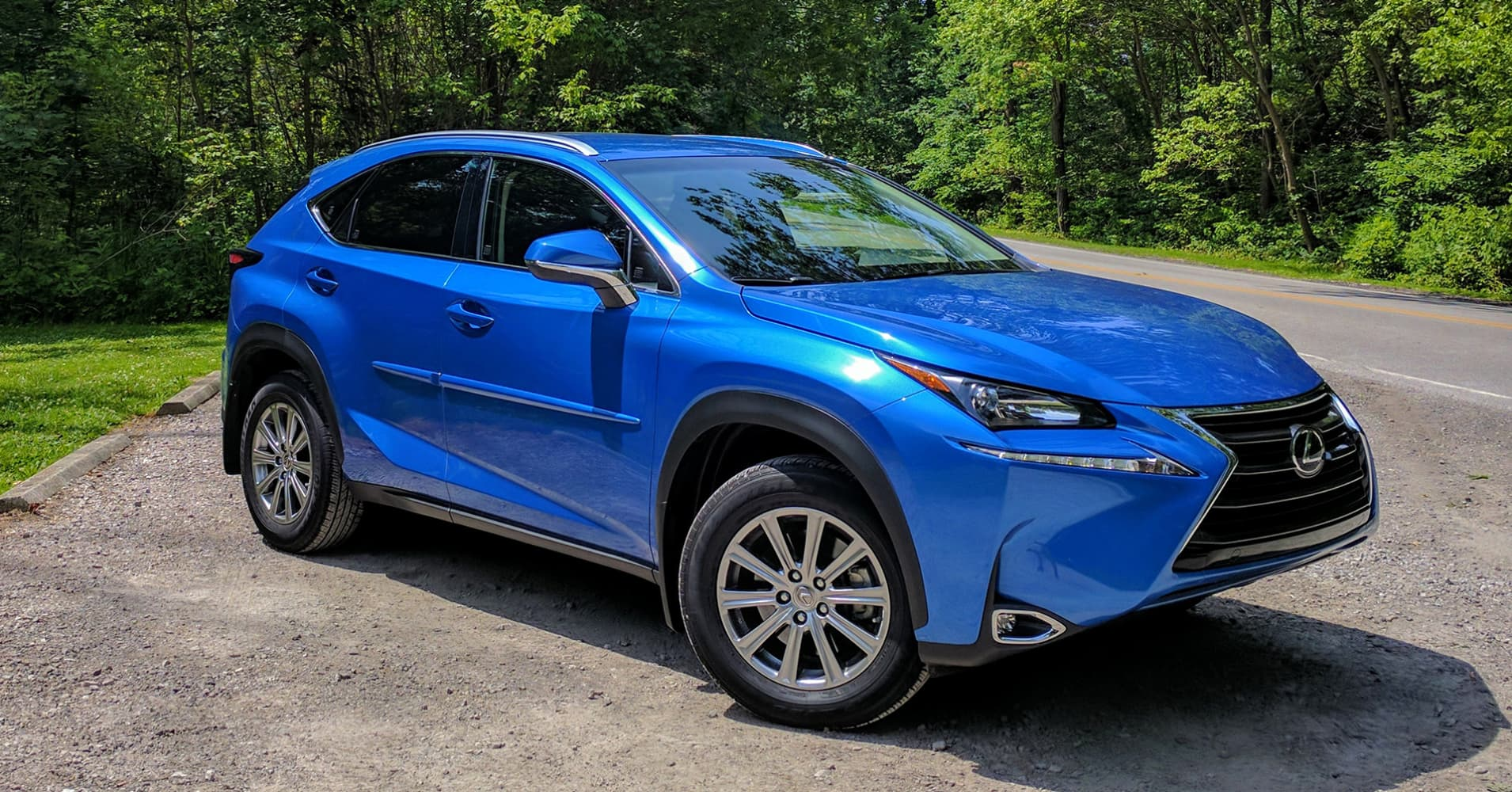 White Lexus Suv >> 2017 Lexus NX200t review: best value in subcompact luxury SUV segment