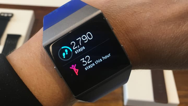 CNBC Tech: Fitbit Ionic 2
