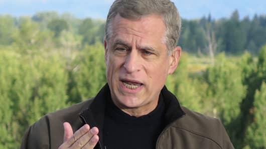 Robert Kaplan at Jackson Hole, August 24, 2017.