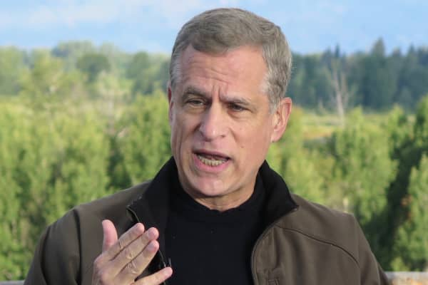 Robert Kaplan at Jackson Hole, August 24, 2017.