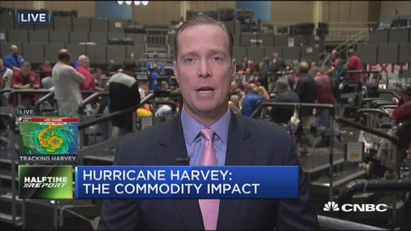 Longevity of the storm will impact oil trade if upgraded: Jeff Kilburg