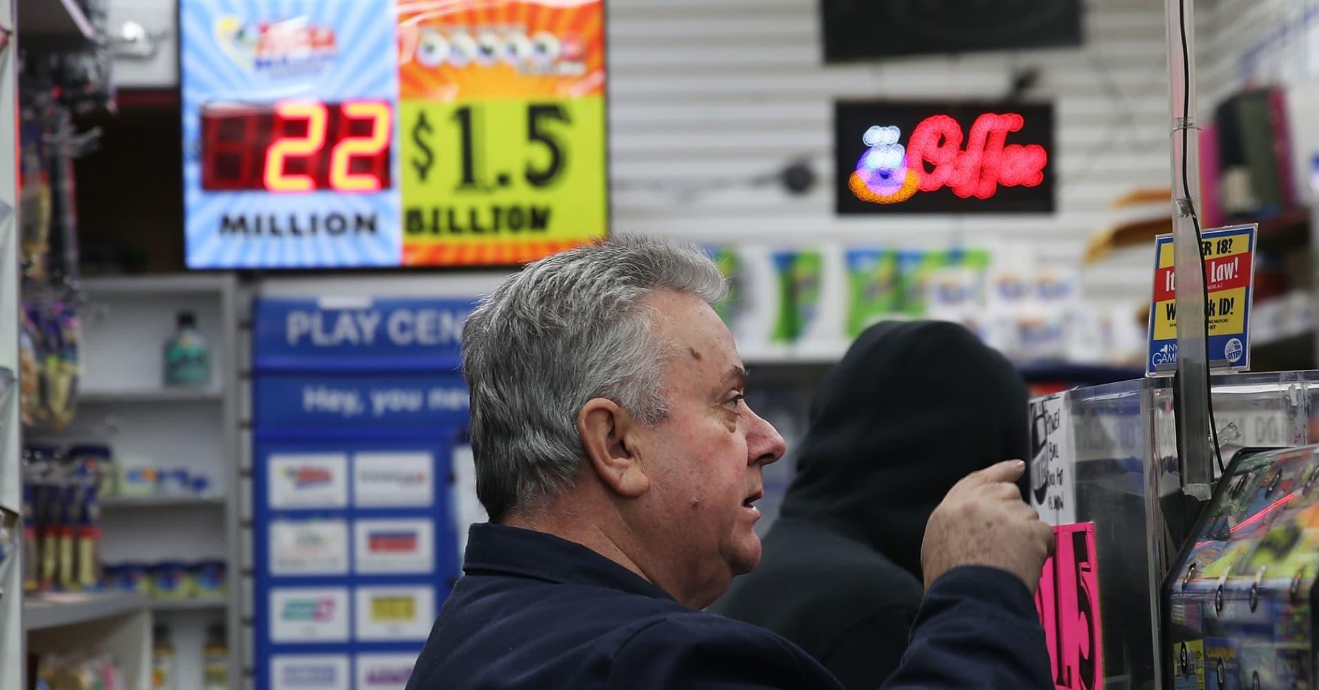 Here's why lottery winners go broke