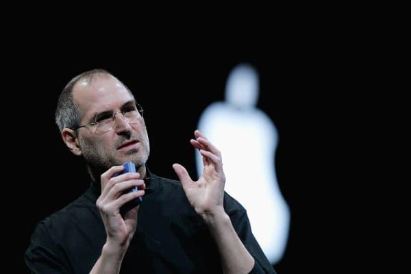 The late Apple CEO, Steve Jobs