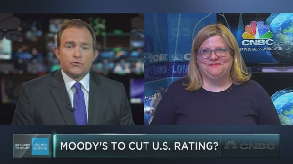 Moody's analyst on debt ceiling drama and the U.S. credit rating