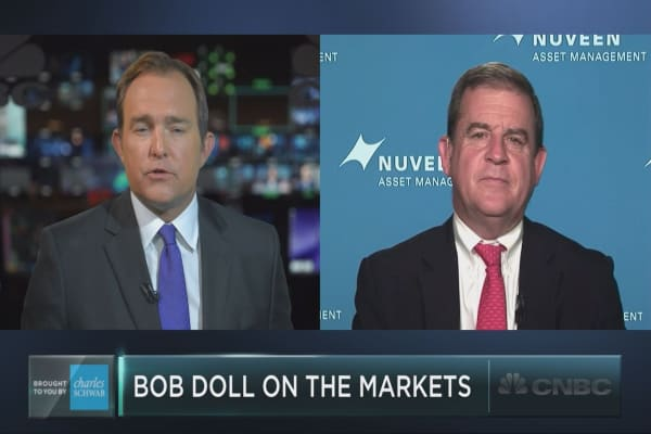 Bob Doll talks Trump, earnings and stocks