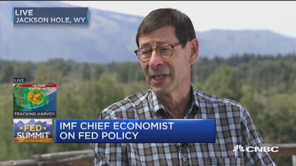 IMF Chief Economist Maury Obstfeld: New forecast coming on global economy