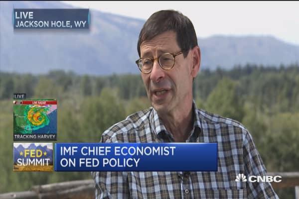 IMF Chief Economist Maury Obstfeld: New forecast coming on global economy