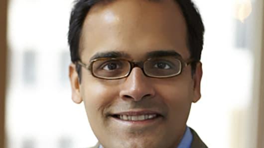 Insight Venture Partners' Deven Parekh
