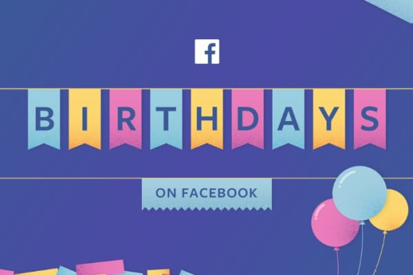 Donate through Facebook on your birthday for a charitable cause or nonprofit.
