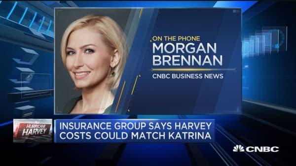 Insurers respond to Hurricane Harvey