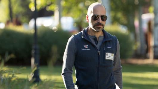 Uber CEO next pick Dara Khosrowshahi