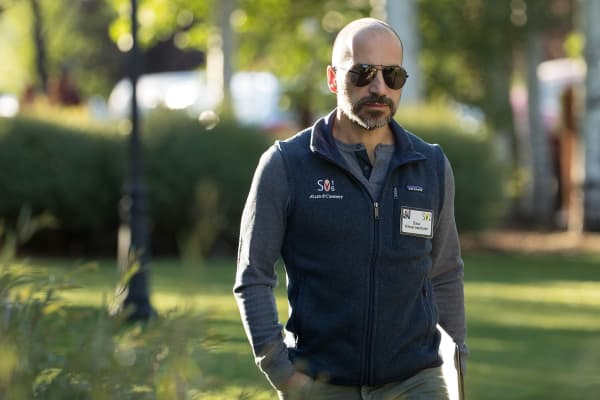 Uber's new CEO, Dara Khosrowshahi, replaced Travis Kalanick. On Wednesday, Nov. 22, an Uber hack involving 57 million customers and drivers was revealed. Under Kalanick, the company had hidden the hack for over a year and paid a $100,000 ransom.