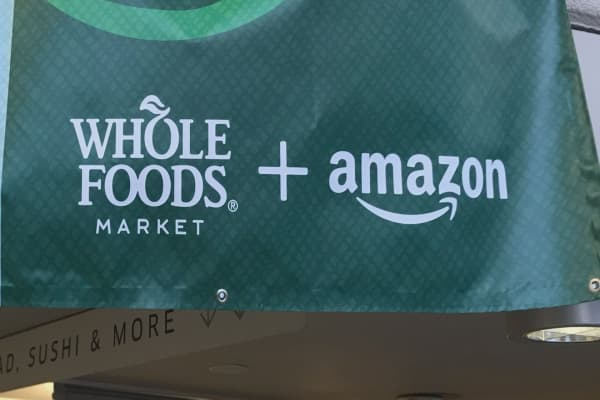 Day 1 of Amazon's takesover of Whole Foods