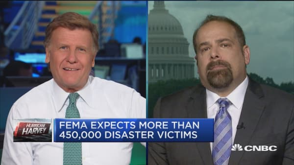 Former FEMA deputy director: Texas has already begun recovery from storm