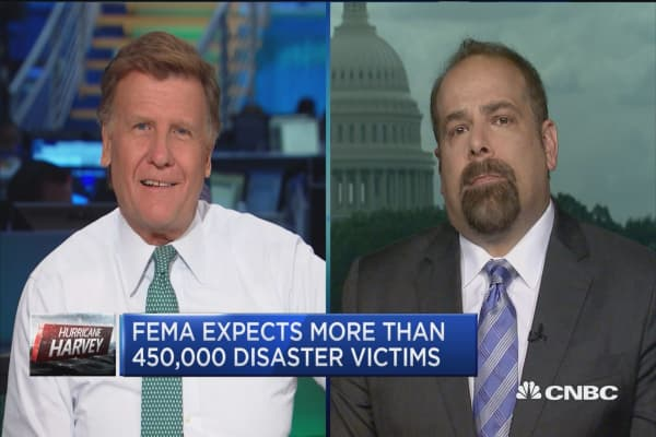 Former FEMA deputy director: Texas has already begun recovery from storm