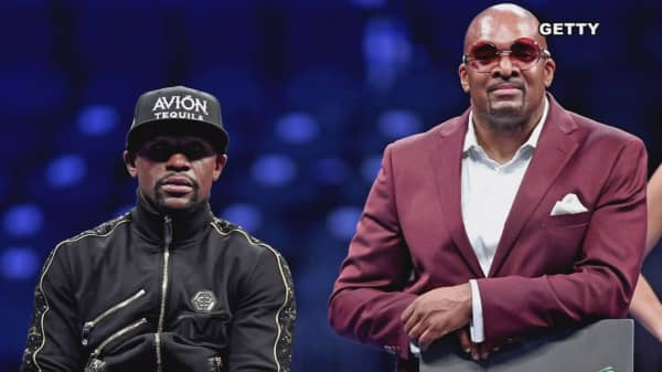 Floyd Mayweather did not fight his way into the billionaire club, yet