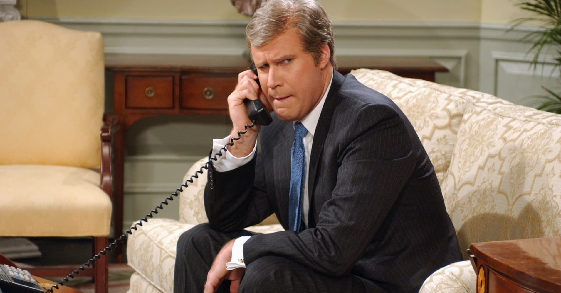 Will Ferrell on Saturday Night Live