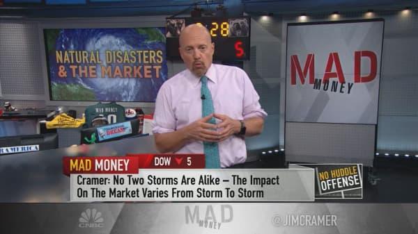 Tracking Hurricane Harvey's impact on stocks
