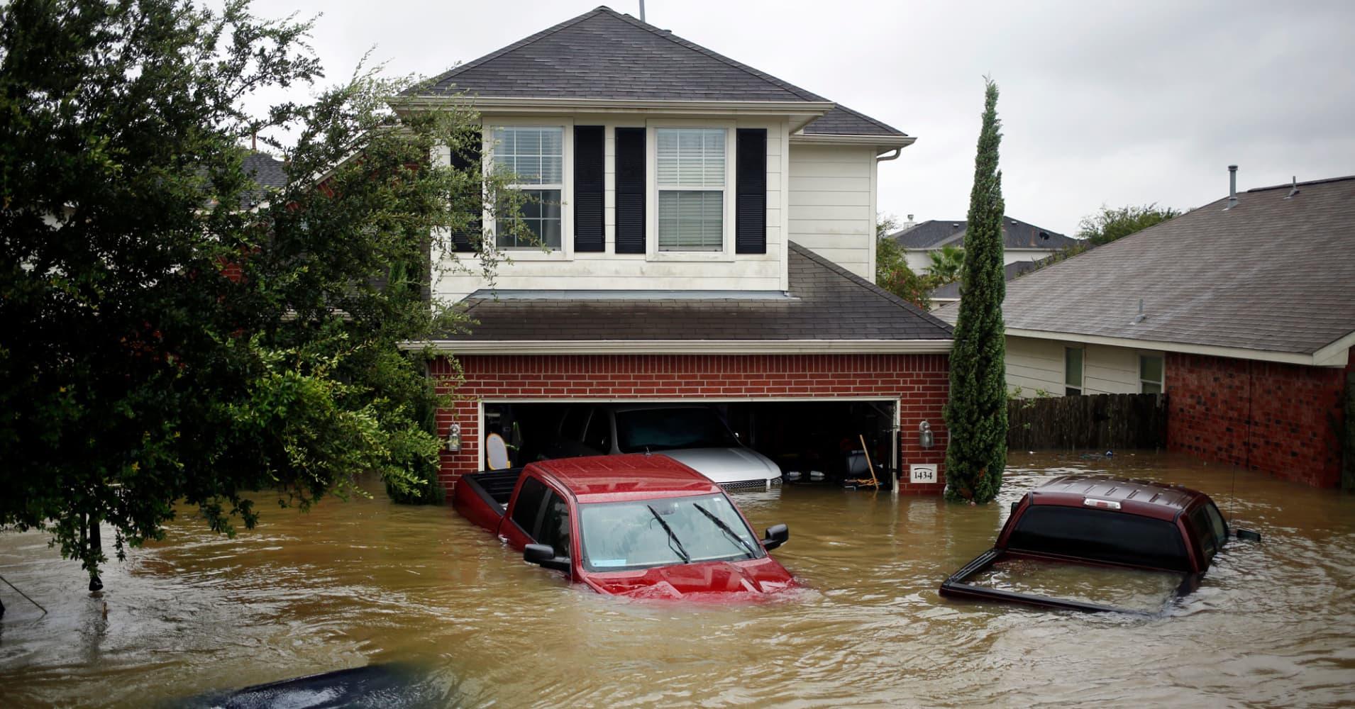 Hurricane Harvey Intensifies Brewing Flood Insurance Storm