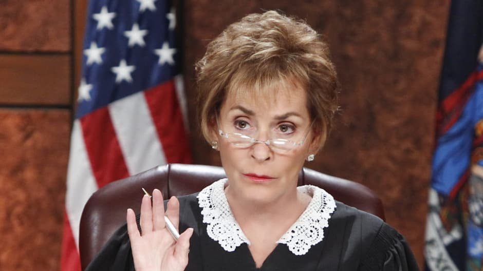 This is how Judge Judy negotiates her salary