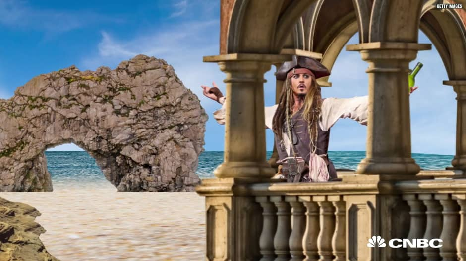 The craziest things Johnny Depp bought with his $650 million fortune