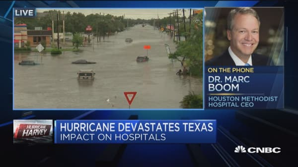 Houston Methodist Hospital CEO: We're bracing for major uptick in ER activity in next few days