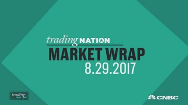 Major indexes close higher as Wall Street shakes off US-North Korea tension