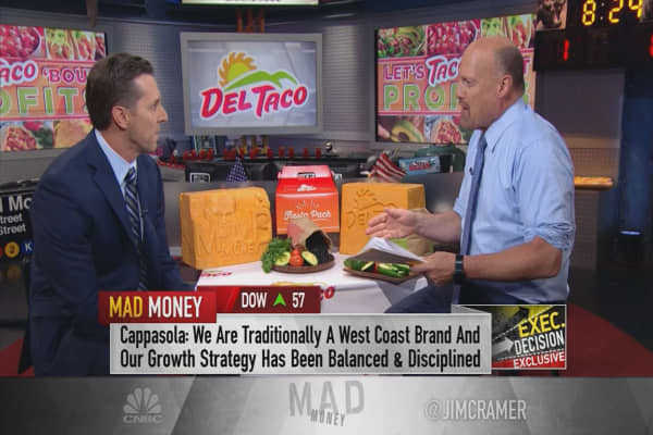 Del Taco CEO on staying fresh amid rising avocado costs