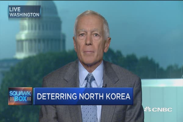 What are our 'soft kill' options on North Korea? Gen. Wesley Clark