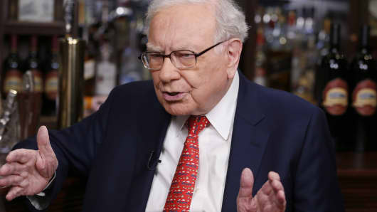 Buffett's firm now owns 700 million Bank of America shares