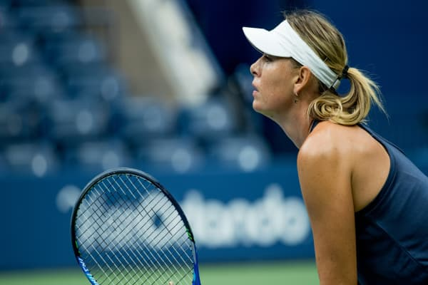 The origins of tennis superstar Maria Sharapova