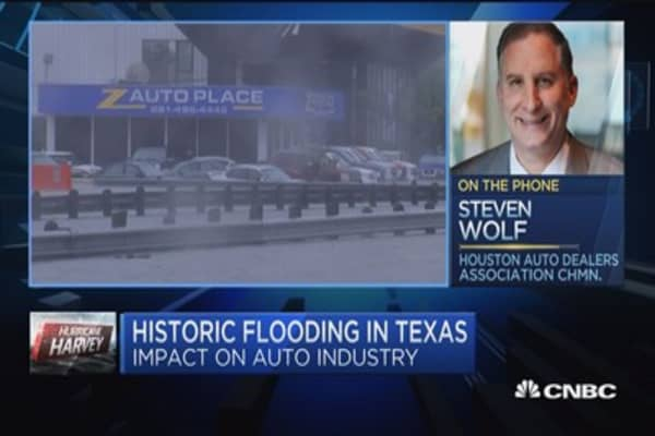 Transportation is an important part of Houston: Steven Wolf