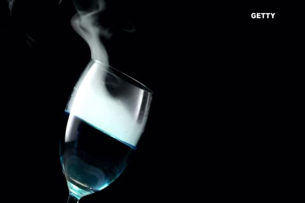 Eater: Blue wine is finally coming to the US