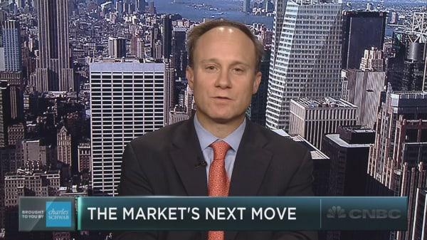 David Bianco says stocks are set to slip