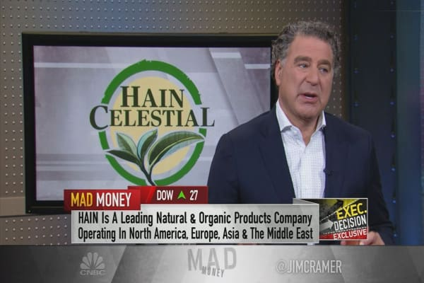 Hain Celestial CEO: 'I went through a year of hell' during accounting probe