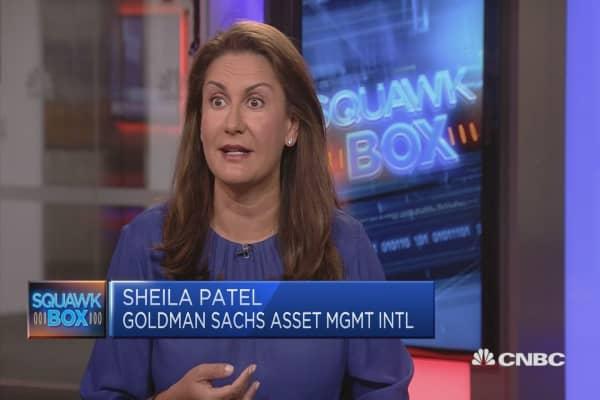 India a 'multi-year story': Goldman Sachs Asset Management International CEO