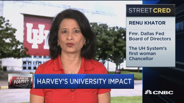 University of Houston campuses to open after Labor Day: Chancellor Renu Khator