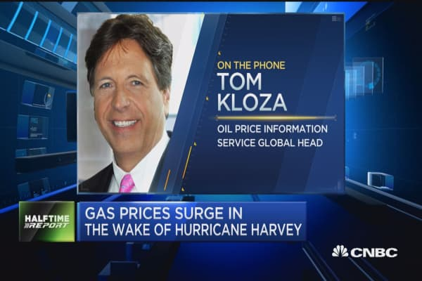 Gas prices up at least 53 cents the past 10 days: Tom Kloza