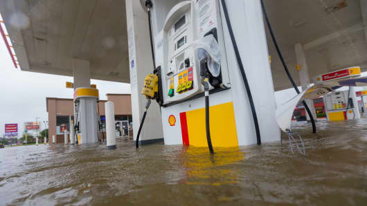 Rising Gas Prices Are Coming For All Of Us After Harvey