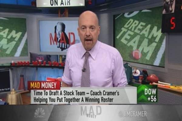 Fantasy dream team of stocks